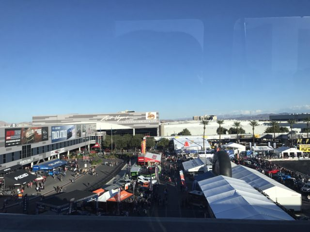 The SEMA Show is the largest automotive aftermarket event in the world.
